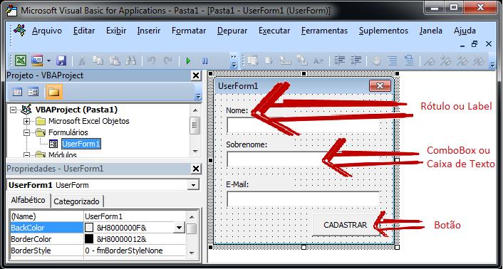 aprendendo-a-criar-um-formulário-de-cadastro-com-vba-formulario-email-combobox-label