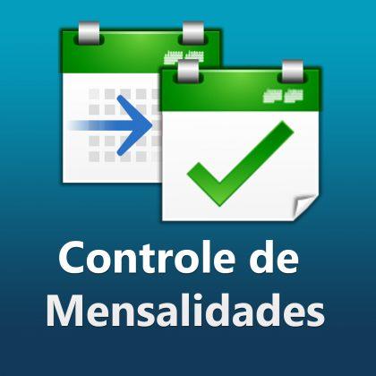 Controle de mensalidade