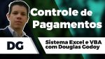 Controle De Mensalidades - Controle De Pagamentos - Completo
